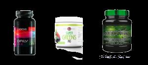 Vitamíny & Fitness strava